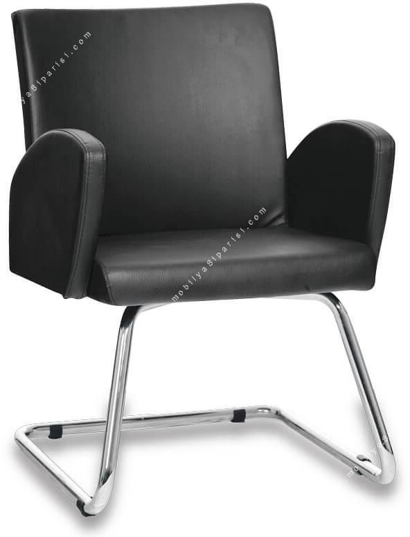 agor u ayaklı misafir koltuğu