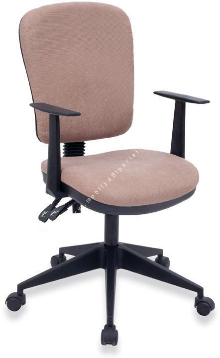aqua plastik personel çalışma koltuğu