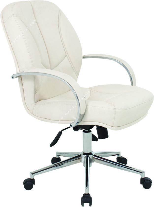 base krom çalışma koltuğu