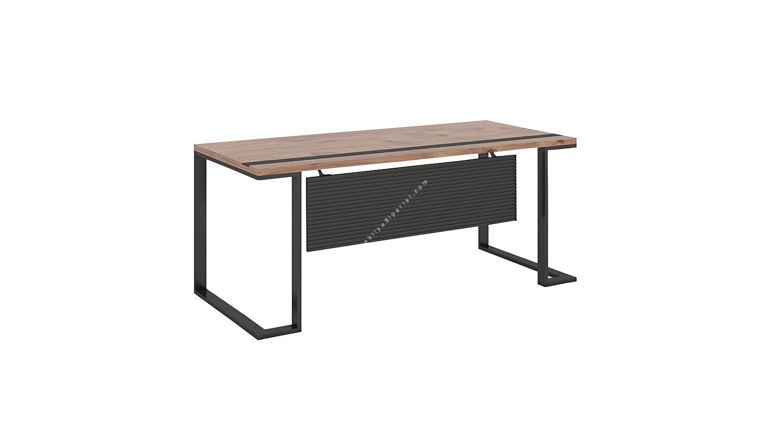 bondo çift ayaklı çalışma masası 200cm