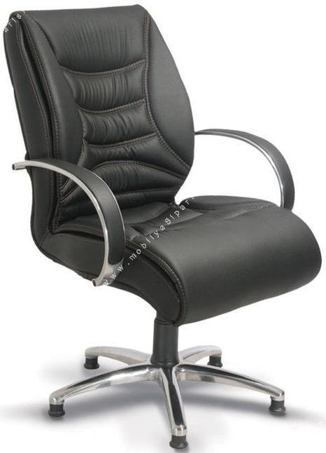 burn kromajlı yıldız ayaklı misafir koltuğu
