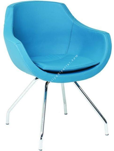 calder dört ayaklı misafir sandalyesi