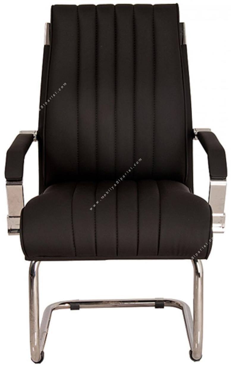 carlow krom u ayaklı misafir koltuğu