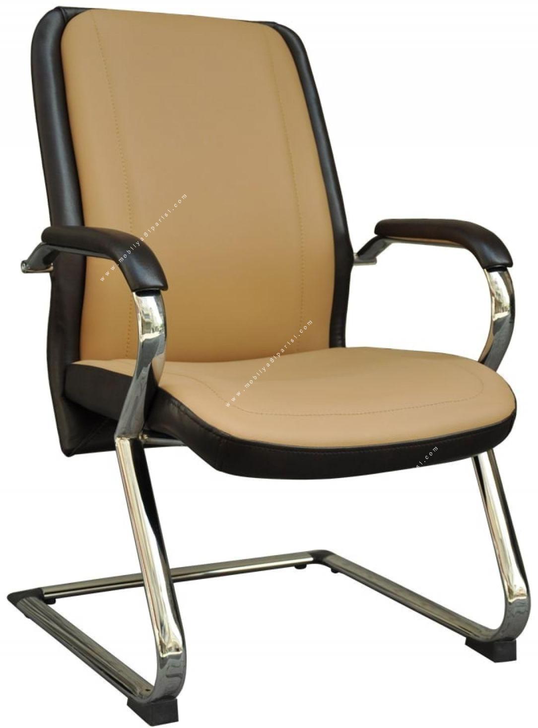 Çift Ped Ve Renkli Misafir Sandalyesi