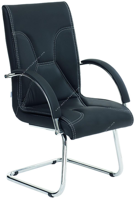 corner krom sabir u ayaklı misafir koltuğu