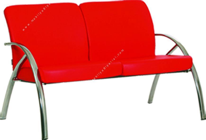 dido ikili krom bekleme koltuğu