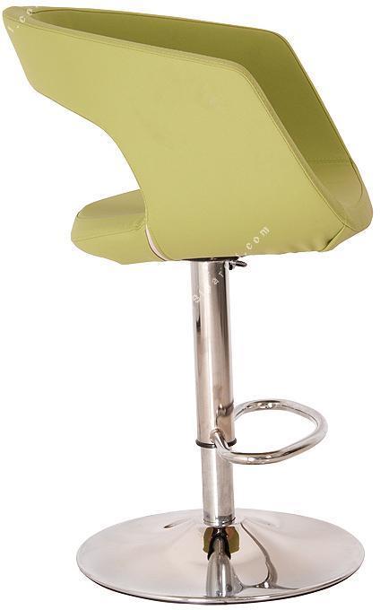divarse flanş ayaklı bar sandalyesi