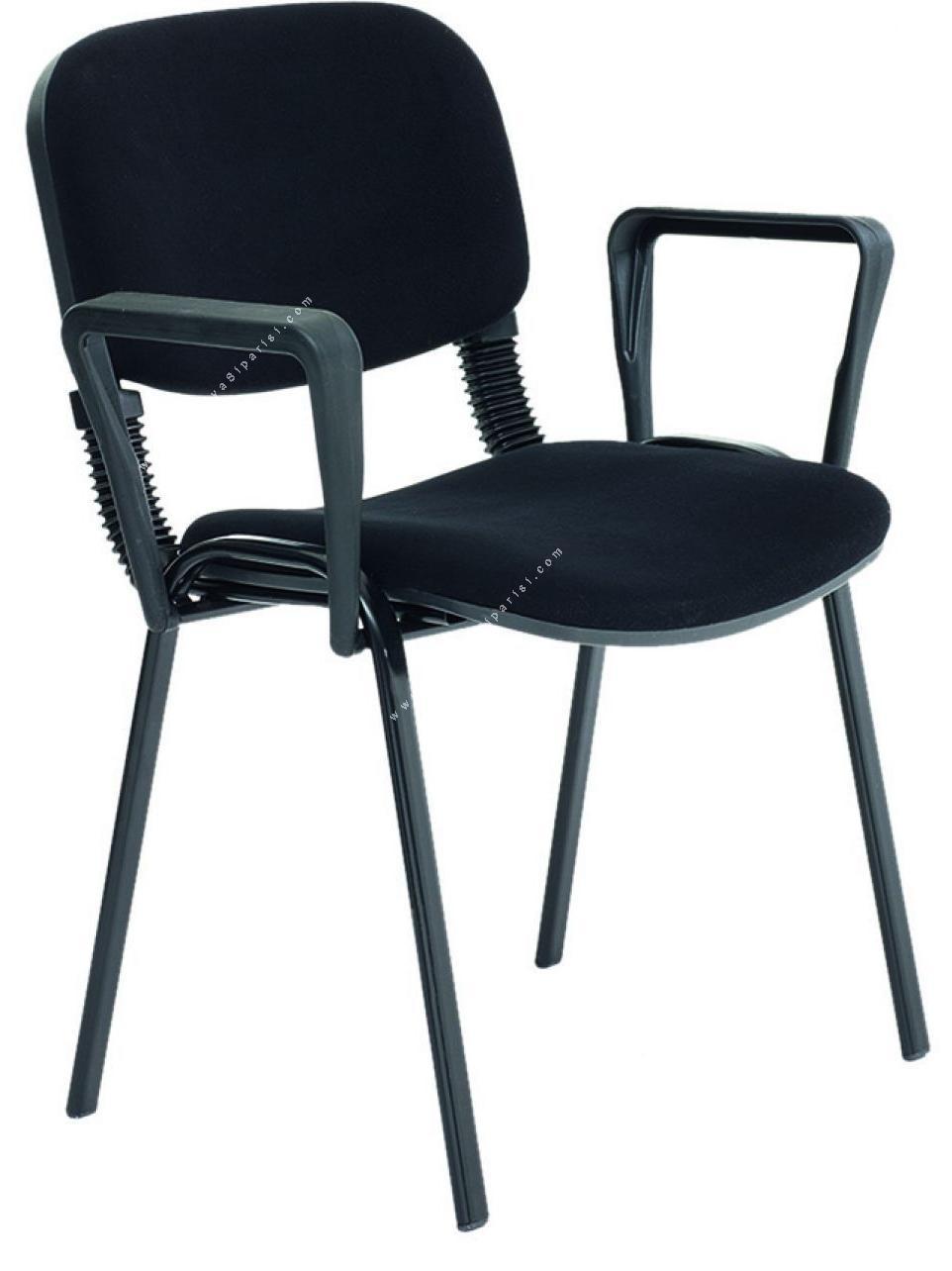 enigma kollu misafir sandalyesi