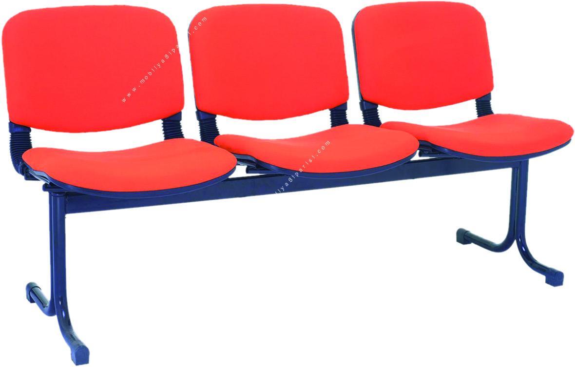 enigma kolsuz üçlü bekleme koltuğu