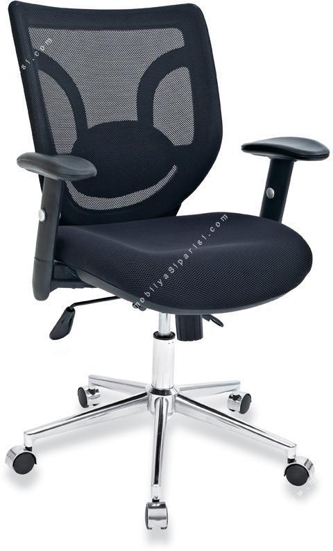 flat fileli çalışma koltuğu