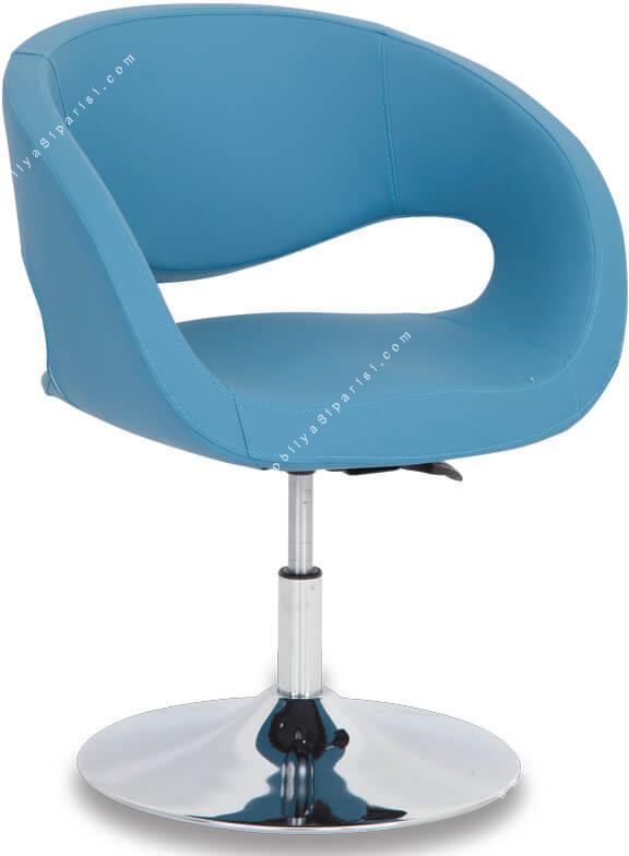 floor flanş ayaklı ofis koltuğu