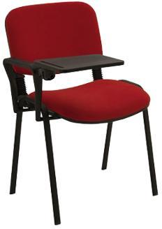 form yazı tablalı konferans sandalyesi