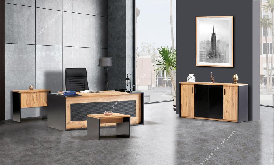 hublot yönetici ofis mobilyası takımı