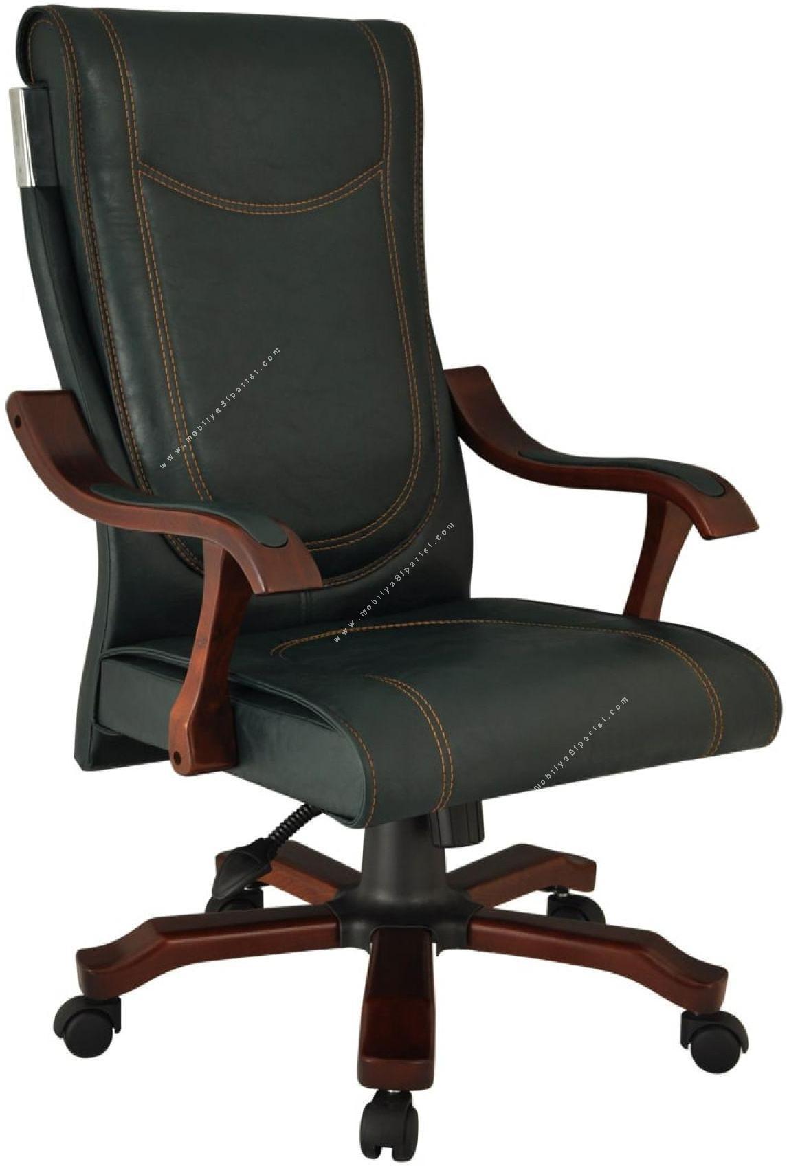 koren ahşap makam koltuğu