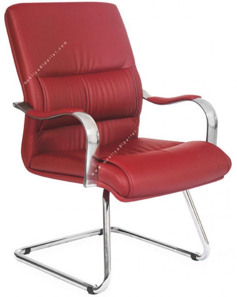 krot alüminyum u ayaklı misafir koltuğu