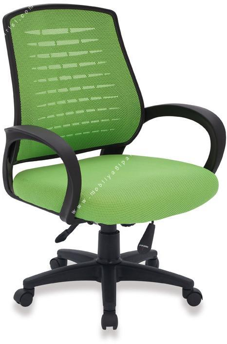 mild plastik personel çalışma koltuğu