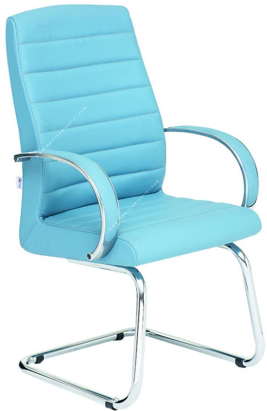 move krom sabit ayaklı misafir koltuğu
