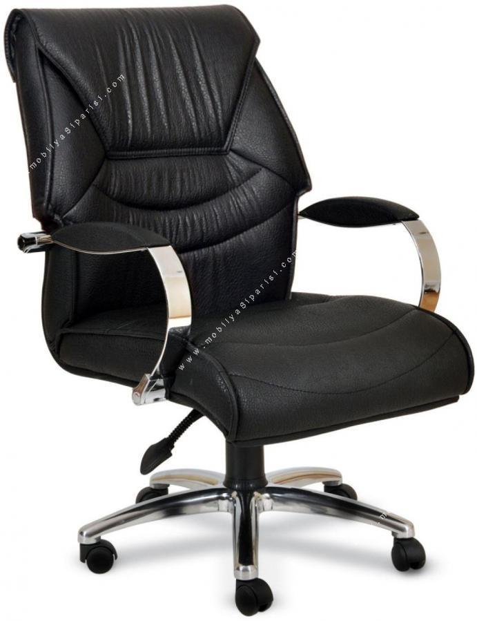 poverta ergonomik çalışma koltuğu
