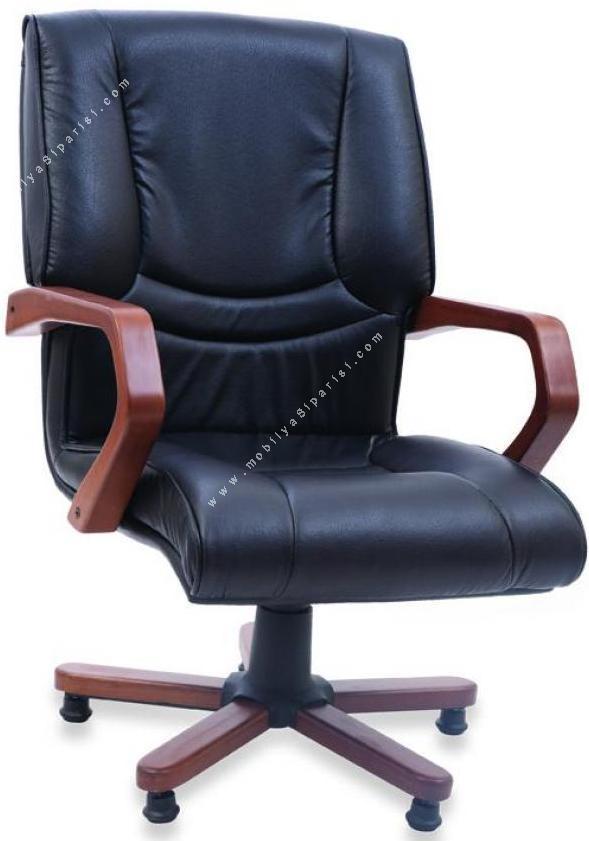 silk ahşap pingo ayaklı misafir koltuğu