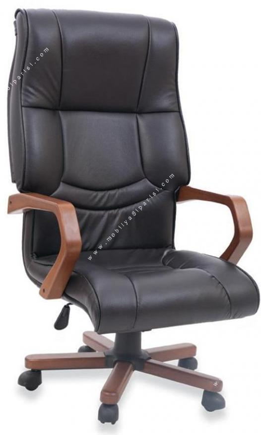 silk başlıklı makam koltuğu