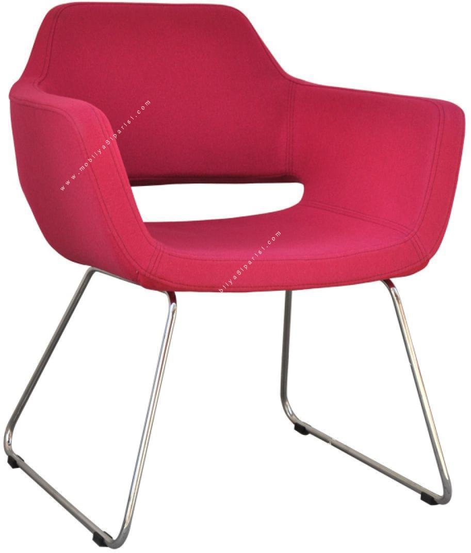 sponge misafir koltuğu tel ayaklı