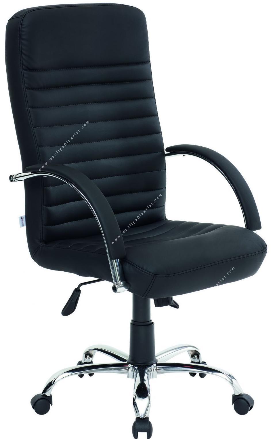 take krom yönetici çalışma koltuğu